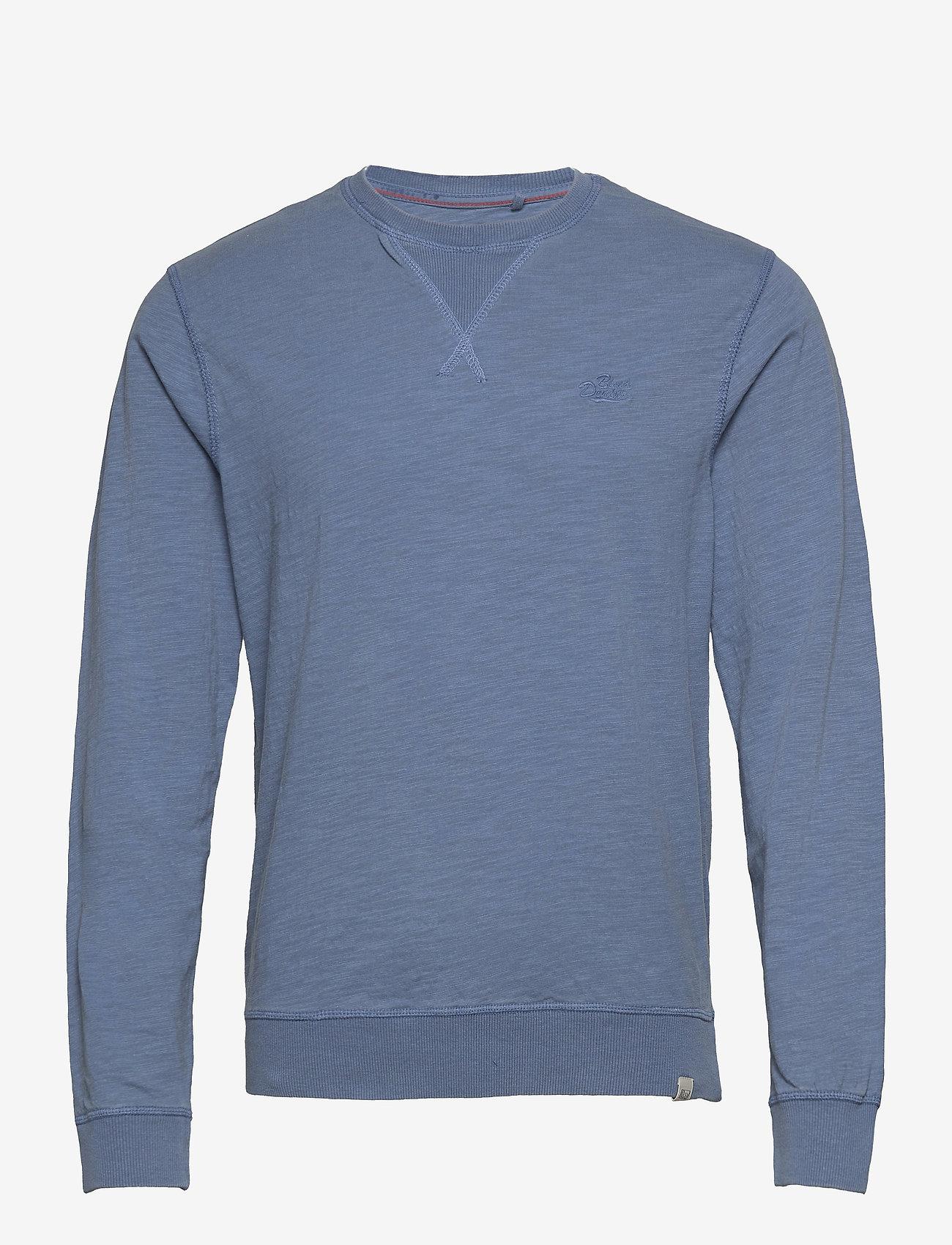 Blend - Sweatshirt - truien - moonlight blue - 0
