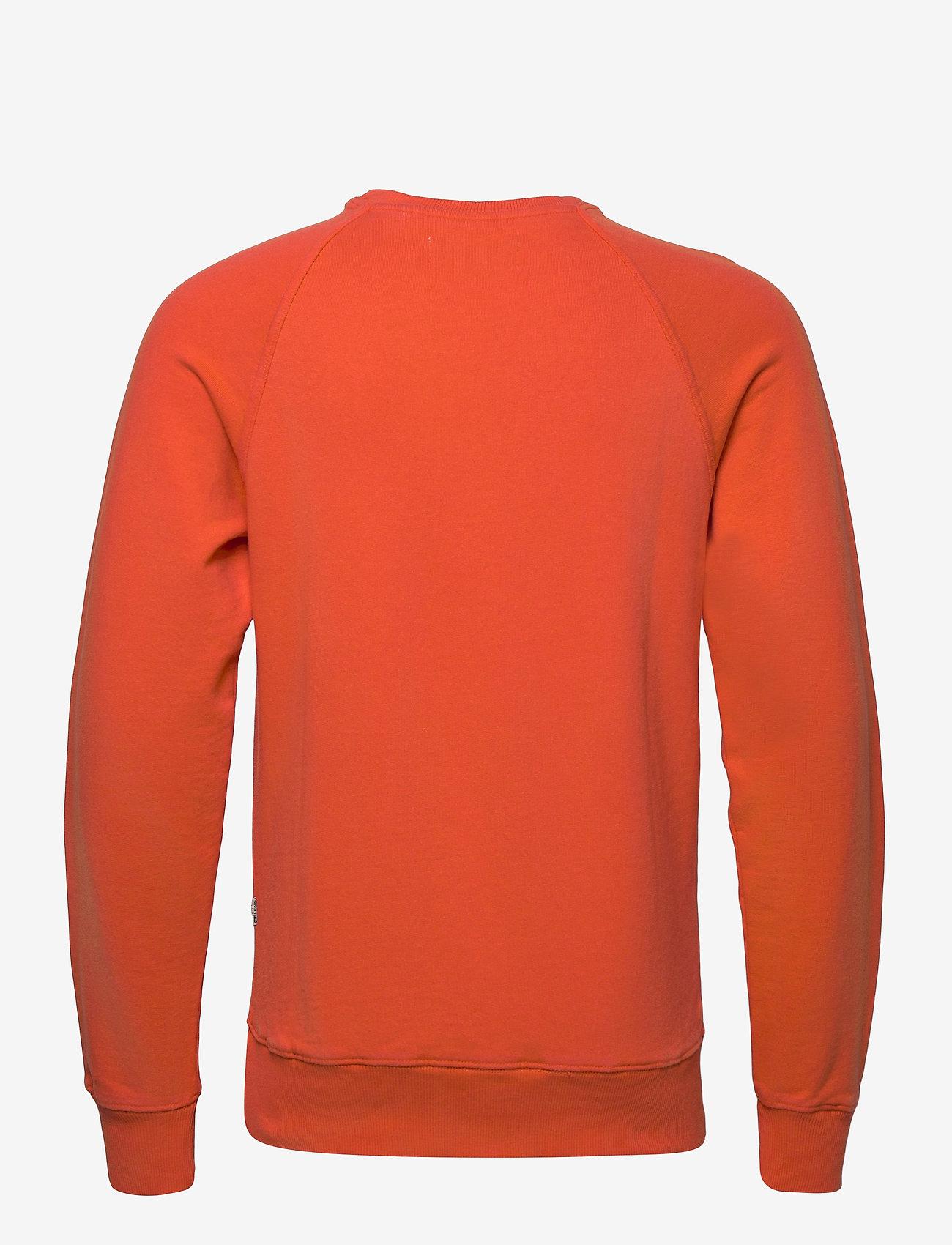 Blend - Sweatshirt - basic sweatshirts - mandarin red - 1