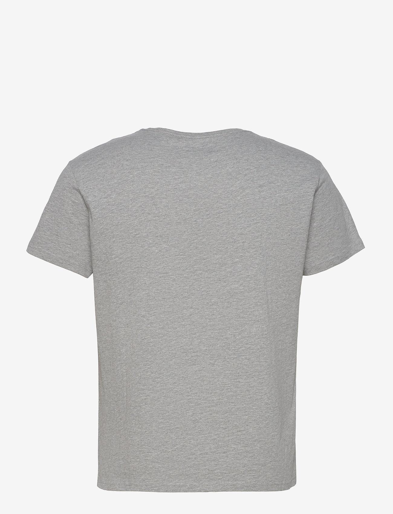 Blend - Tee - basic t-shirts - stone mix - 1