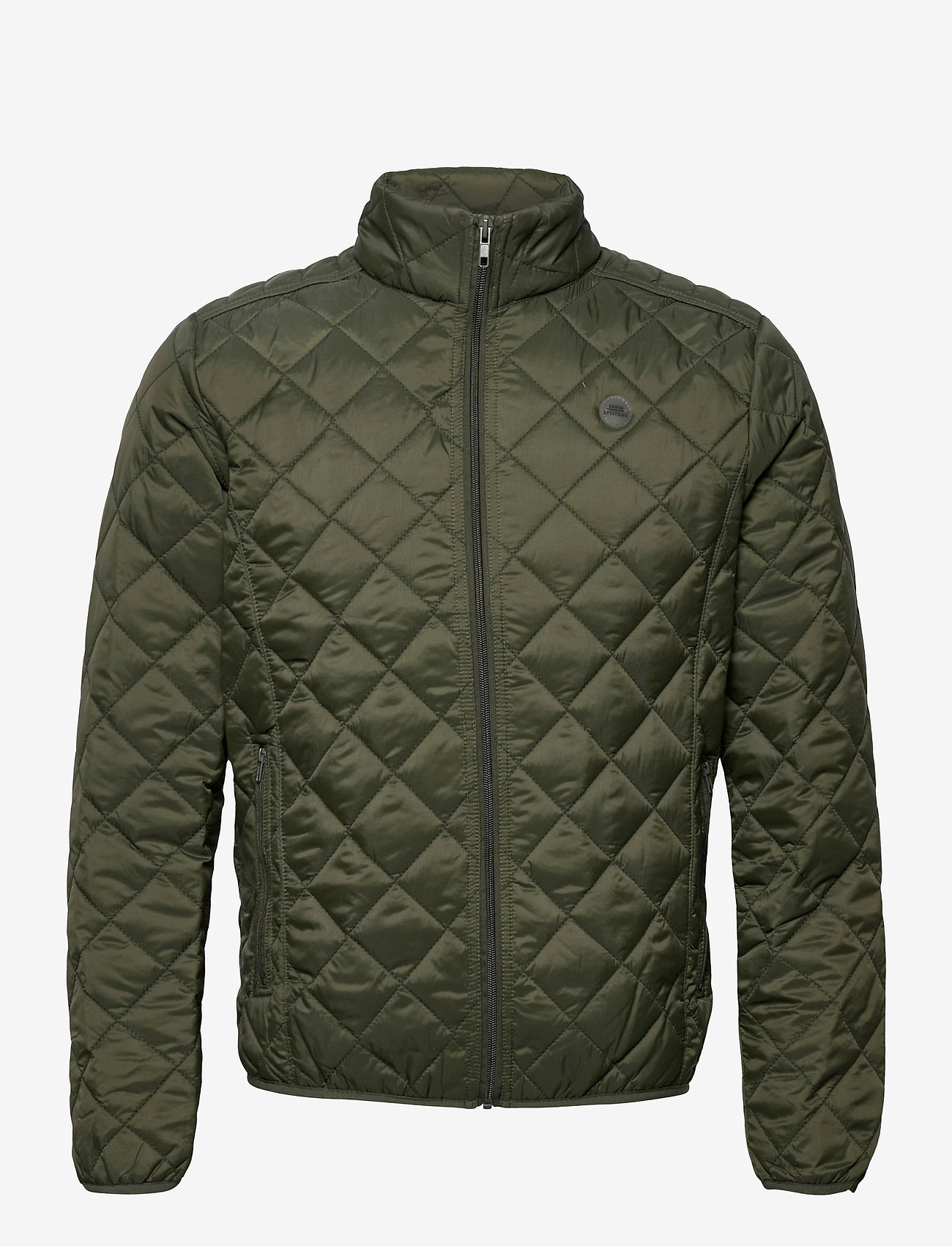 Blend - Outerwear - quilted jackets - forest night - 0