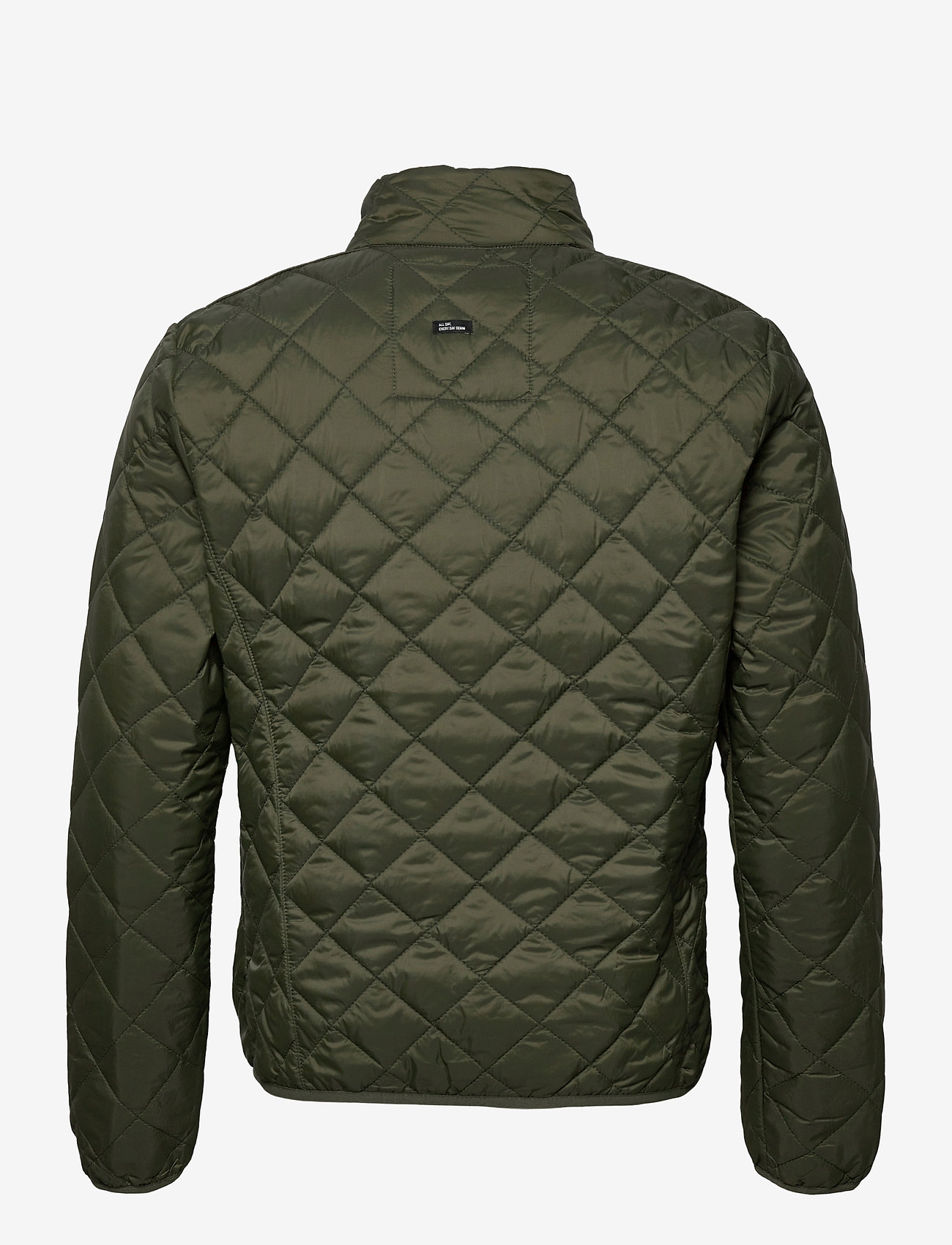Blend - Outerwear - quilted jackets - forest night - 1