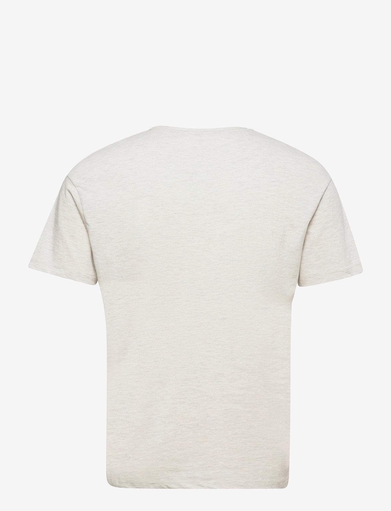 Blend - Tee Ambitious Regular fit - korte mouwen - oyster gray - 1