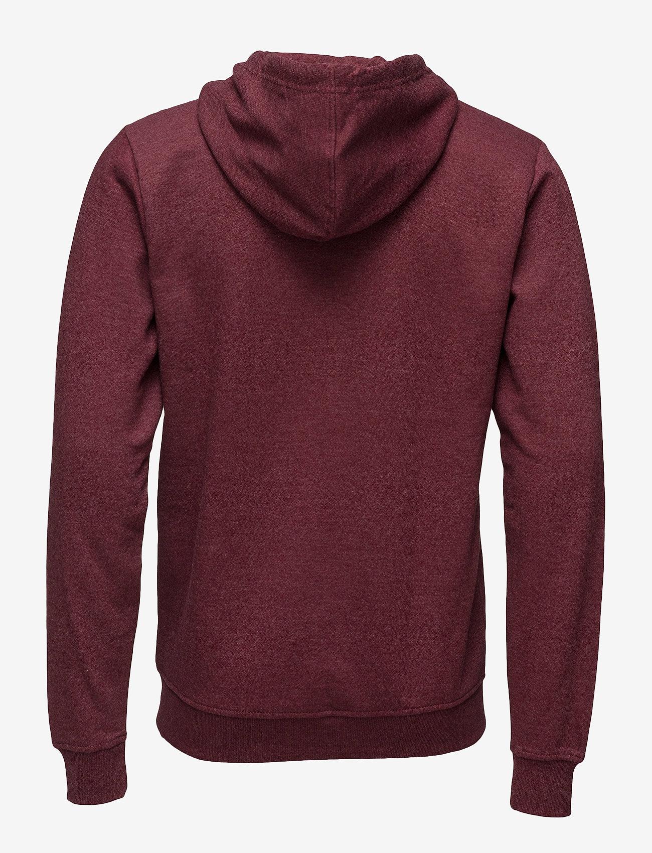 Blend - BHNOAH sweatshirt - hoodies - zinfandel - 1