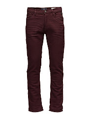Jeans - DEEP RED