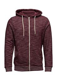 Sweatshirt - NOOS Regular fit - ZINFANDEL