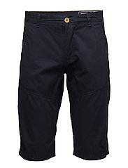 Non denim shorts - NAVY