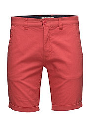 Shorts - CRANBERRY RED