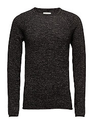 BHNELSON pullover NOOS - BLACK