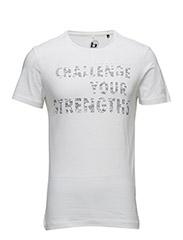 T-shirt Athletics - GRANITE