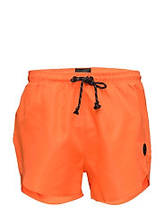 Shorts - ORANGE CLOWN