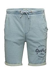 Shorts - STEEL BLUE