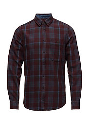 Shirt - DEEP RED