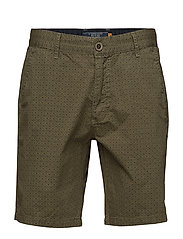 Shorts - SAFARI BROWN