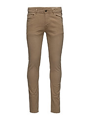 Pants - SAFARI BROWN
