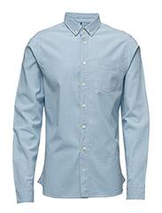 Shirt - STEEL BLUE