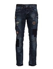 Jeans - DENIM DARKBLUE