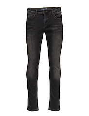 Jogg jeans jet fit - DENIM BLACK
