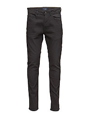 Pants - EBONY GREY