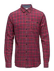 Shirt Box - CARDINAL RED