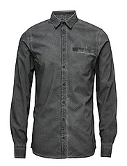 Shirt - EBONY GREY