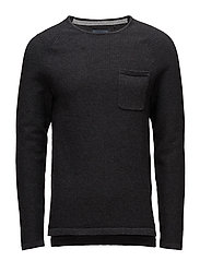 Pullover - CHARCOAL