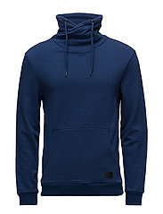 Sweatshirt Slim fit - ESTATE BLUE