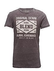 T-shirt - COFFEE BEAN BROWN