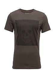 T-shirt - PEAT GREEN