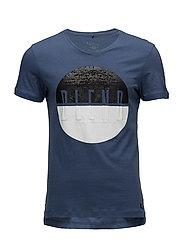 Tee - DENIM BLUE