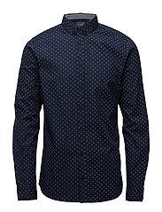 Shirt Box - DARK NAVY BLUE
