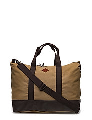 Duffel Bag - SAFARI BROWN