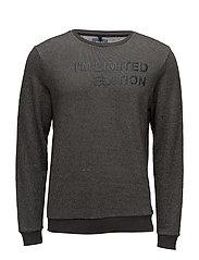 Sweatshirt - PEAT GREEN