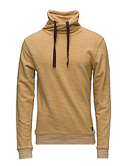 Sweatshirt Slim fit - MUSTARD YELLOW
