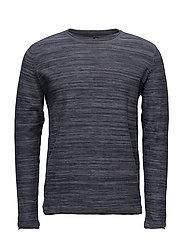 Pullover - EBONY GREY