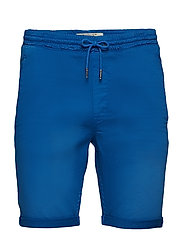 Jogg denim shorts - NAUTICAL BLUE
