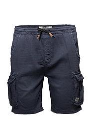 Jogg denim shorts - MOOD INDIGO BLUE