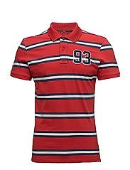 Poloshirt - POMP RED