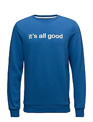 Sweatshirt - NAUTICAL BLUE