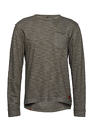 Quanto Sweatshirt - DUSTY GREEN
