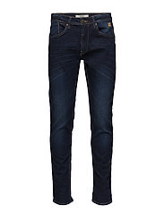 Jogg Jeans - DENIM DARKBLUE