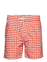 Swimwear - FIERY CORAL PINK