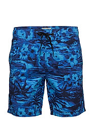 Swimwear - COBALT BLUE