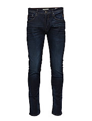 Jeans - DENIM DARKBLUE