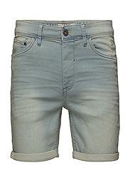 Jogg denim shorts - DENIM LIGHTBLUE