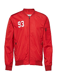 Outerwear - POMP RED