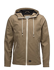Outerwear - SAFARI BROWN