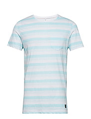 Tee - TURQUOISE BLUE