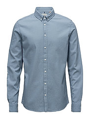 Shirt - DUSTY BLUE