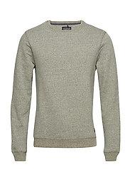 Sweatshirt - FOREST NIGHT GREEN