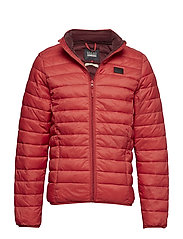 Outerwear - CARDINAL RED